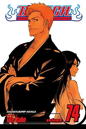 Capa volume 74 Bleach   Weekly Shōnen Jump.