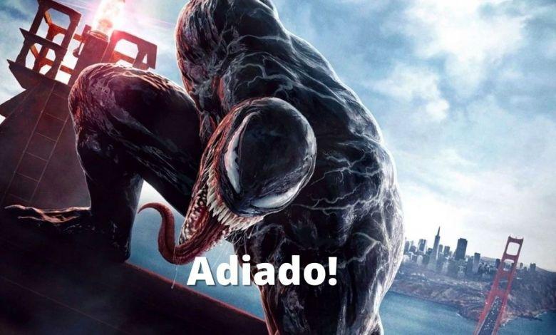 Venom: Tempo de Carnificina Adiado!