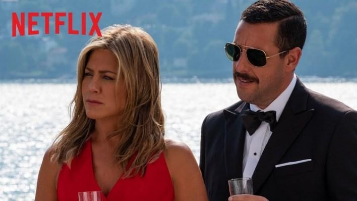 O Mistério no Mediterrâneo - Netflix
