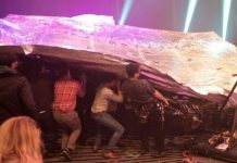 Stage Set Collapses
