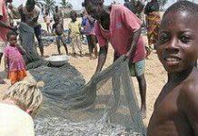 Ghana Fishing