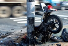 Motor Bike Accidents