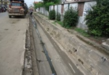 Wpid Drainage In Front Abia State Teaching Hospital Temporary Site Now Cleared By Asepa X
