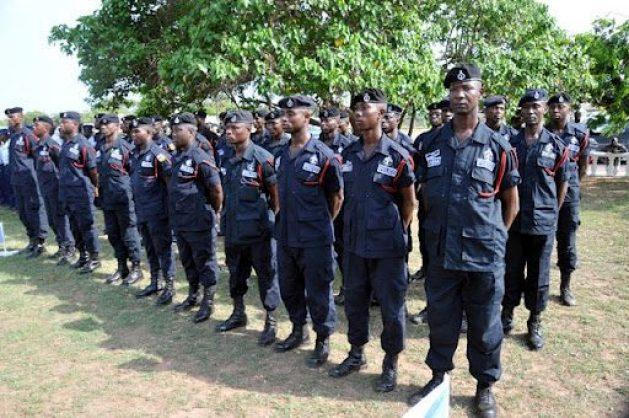Image result for Ghana Police Uniform