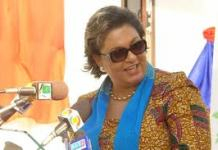 Hannah Tetteh, Minister of Foreign Affairs