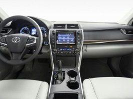 toyota Interior Features