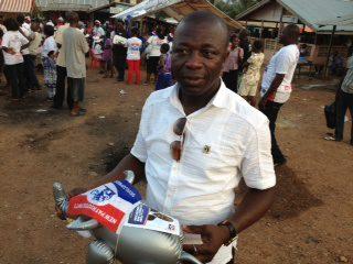 Mr. Katakyie Kwame Opoku Agyemang
