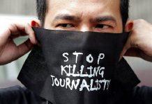 Stop killing journalists. Photo: UNESCO