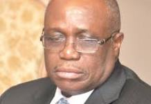 Dr. Henry Kofi Wampah, Governor BoG