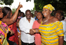 Some of the NPP women who have endorsed Nana Addo