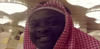 Hon. Alhaji Abdul RaufTanko Ibrahim Chairman Of The National Hajj Committee
