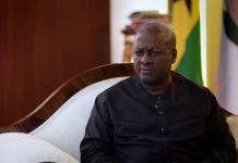 President-Mahama