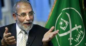 Muslim Brotherhood leader Mohammed Badie
