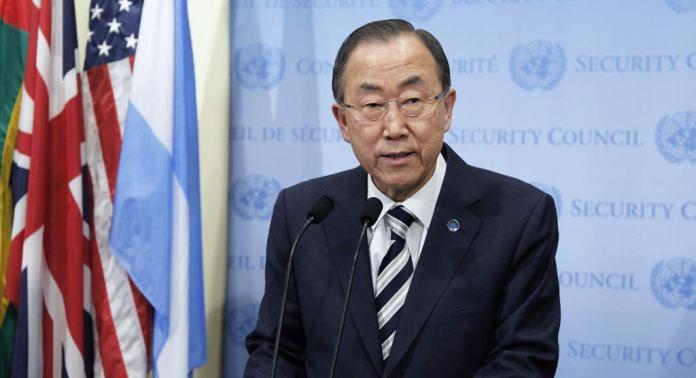 Secretary-General Ban Ki-moon. UN Photo/Paulo Filgueiras (file photo)