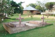 burial sites
