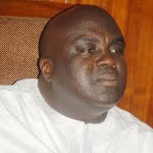 Chief of Staff Mr Julius Debrah