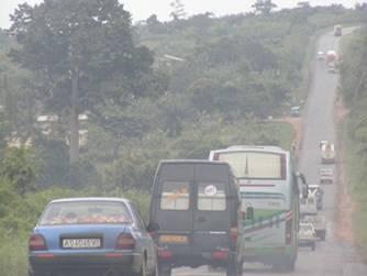 ROADS & Highways(??) ?GHANA. Talk of intelligence in design, Leadership & Management (By K.Danso 2006-Jul)