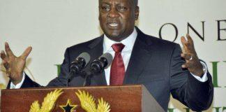 Presiden John Mahama
