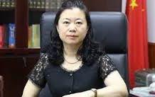 Chinese Ambassador to Ghana, Sun Baohong,