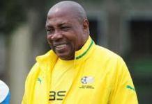 South Africa coach Shakes Mashaba