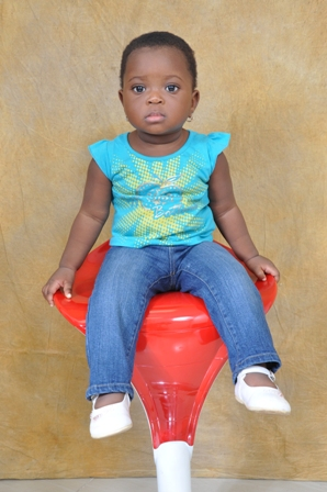 Pix: Batia Naa Dzormo Quaye, and other millions of children needs our protection.