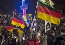 Germany's anti-Islam Pegida movement