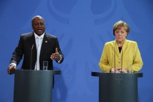 Germany has offered to help Ghana solve its energy issues as well as in the education sector.