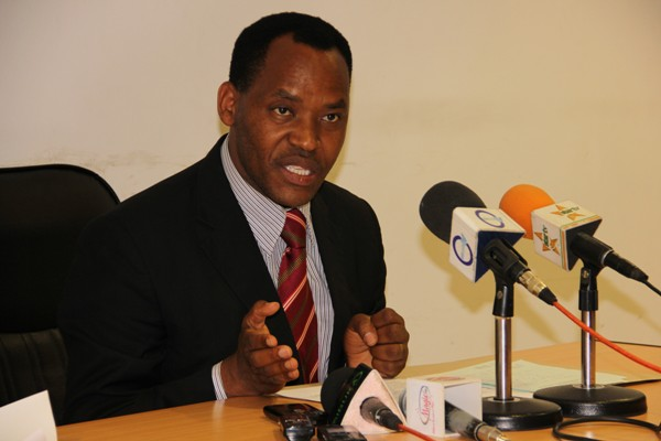 Minister for Natural Resources and Tourism, Mr Lazaro Nyalandu