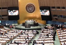 United Nations Commission on the Status of Women conference