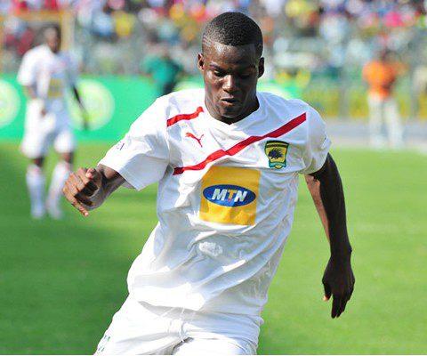 Asante Kotoko striker Ahmed Toure