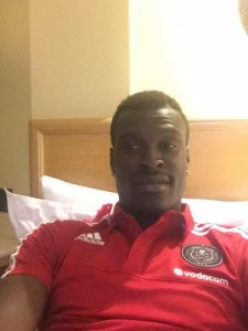 Ghana midfielder Edwin Gyimah is set to complete his move to South African side Orlando Pirates after training with the giants on Friday evening, GHANAsoccernet.com can reveal.