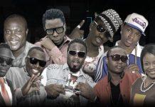 Ghanaian musicians