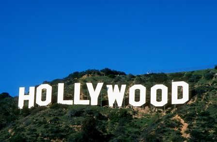 Hollywood, Los Angeles, California, USA --- Hollywood Sign --- Image by ? Robert Landau/CORBIS
