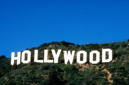 Hollywood, Los Angeles, California, USA --- Hollywood Sign --- Image by ? Robert Landau/CORBIS