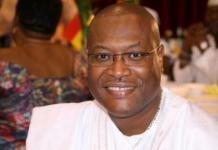Mr Alex Segbefia, Minister of Health