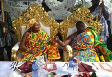 Nana Ansah Weds Gifty Anti