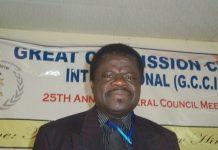 Apostle Professor Samuel Asuming-Brempong