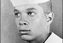 Samuel L. Younge Jr. US Navy Photograph