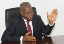Vice President Kwesi Amissah-Arthur