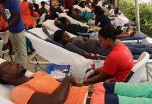 Tigo supported the Save a Life Blood Project