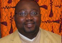 Lansana Gberie, consultant for OSIWA on UNGASS 2016