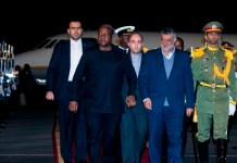 President-Mahama-on-arrival-in-Tehran