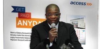 Dolapo Ogundimu - MD for Access Bank Ghana