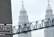 AFP/File / Manan Vatsyayana Singapore's central bank has ordered the closure of the local branch of Swiss bank BSI, which has been linked to a scandal at Malaysia's troubled state fund 1MDB