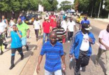 Foreign Affairs Ministry undertakes AU health walk