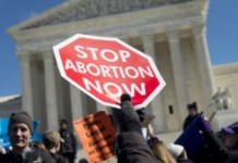 AFP/File / Saul Loeb Between 1990 and 2014, an average of 56 million abortions took place each year worldwide, reported the study, published in the medical journal The Lancet