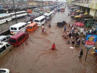 Accra-floods