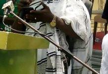 Mr.George Asamoah Amankwa