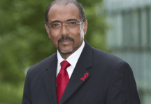 Michel Sidibé-UNAIDS Executive Director