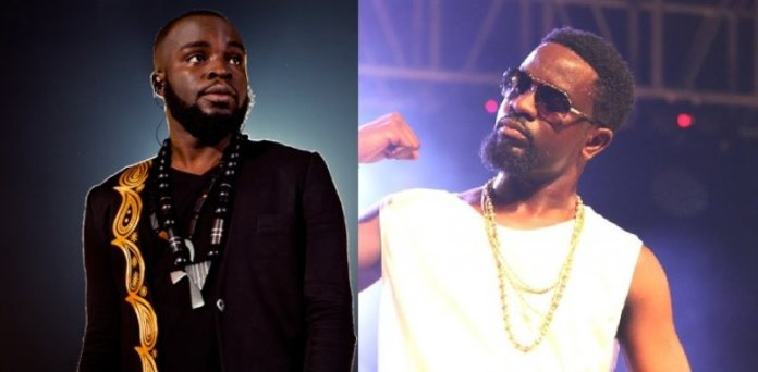 Sarkodie and M.anifest